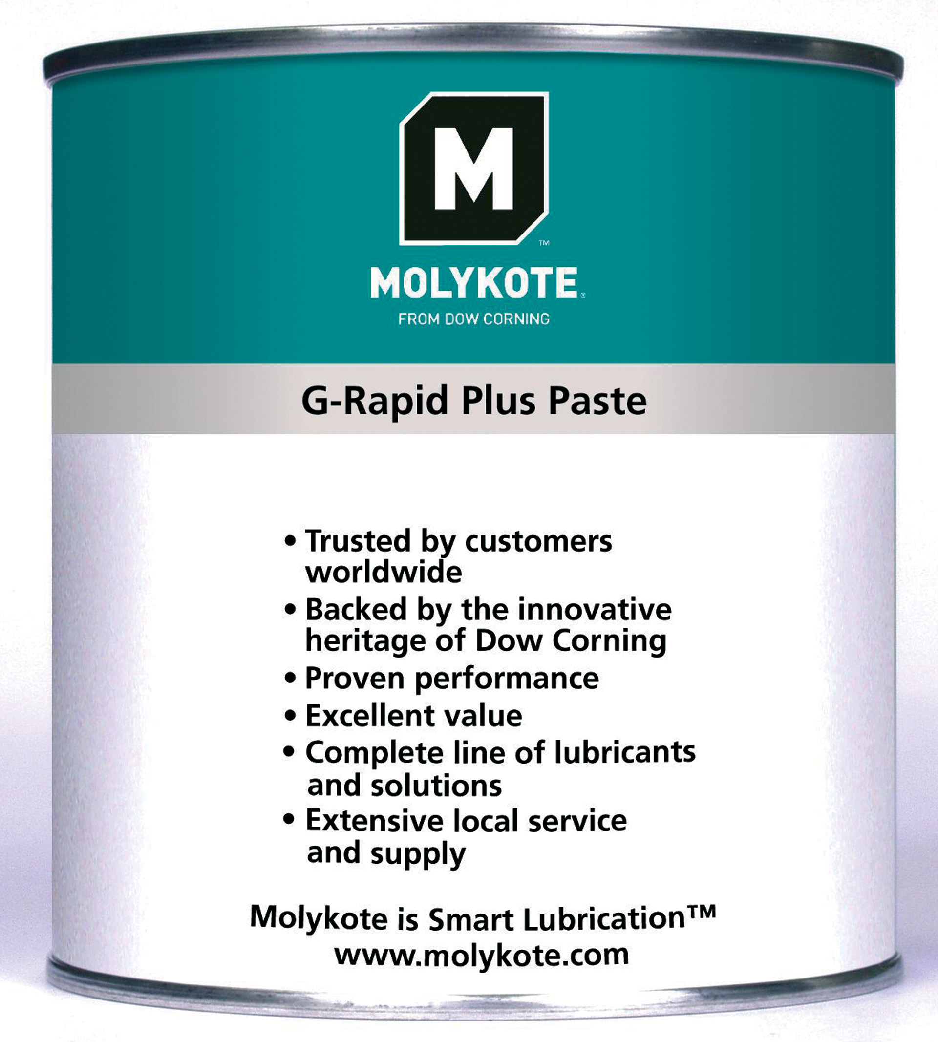 Molykote	G-Rapid Plus