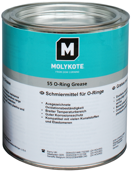 Molykote 55 O-Ring