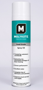 Molykote Food Machinery Spray Oil